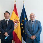 甘肃和西班牙将促进高水平大学的关系